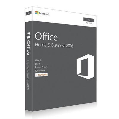 Китай Microsoft MAC Office 2016 Home and Business Web Download Directly завод